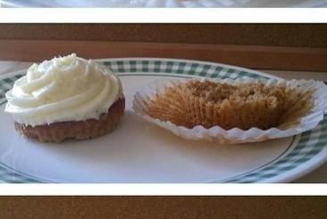 cum mananci un cupcake