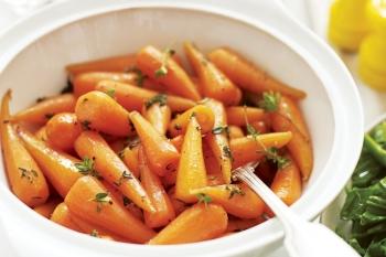 morcovi cu miere
