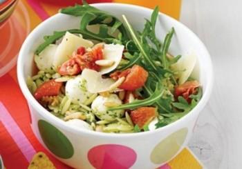 salata de paste cu mozzarella