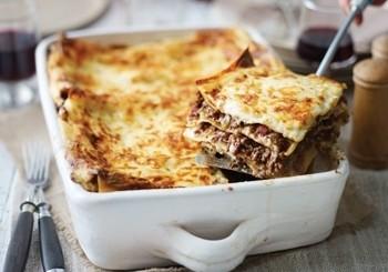 reteta lasagna