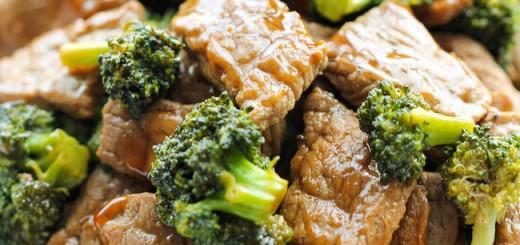 Vita cu broccoli