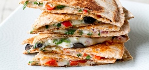 Quesadilla greceasca