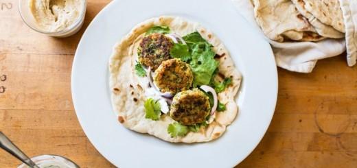 Reteta simpla de falafel