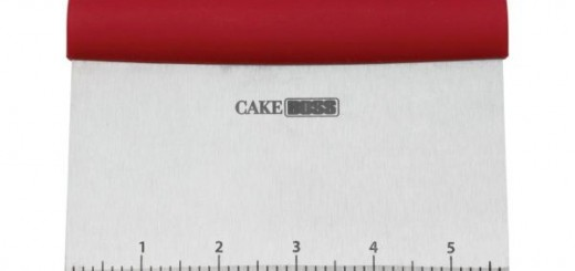 Racleta patiserie Cake Boss