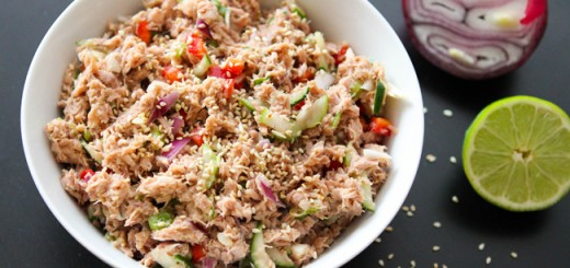 Salata tailandeza cu ton