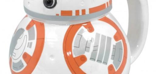 Cana din ceramica - Star Wars EP7 BB8