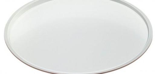 Tava pizza antiaderenta Blaumann, 33 cm, interior ceramica