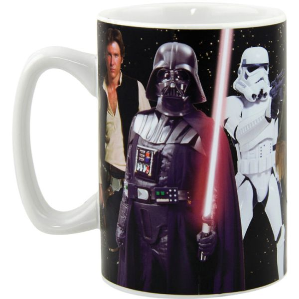 Cana cu sunete Star Wars, 300 ml