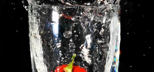 fructe bogate in apa