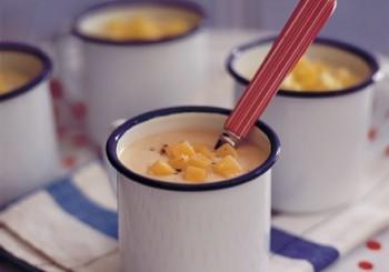 supa de conopida cu branza