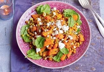 salata de morcovi cu feta