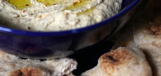 Hummus picant