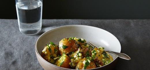 Salata cu cartofi