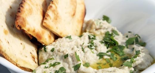 Baba Ganoush – salata de vinete libaneza
