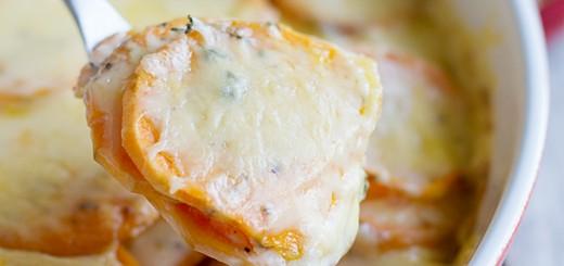 Cartofi dulci frantuzesti