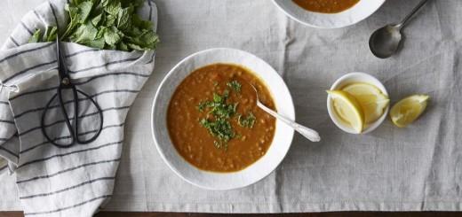 Supa turceasca de linte rosie